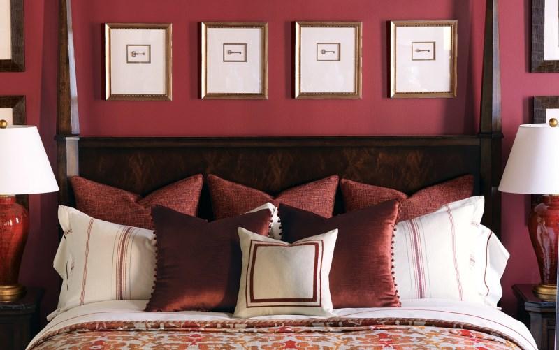 Color Prugna Per Pareti : Arredare con il colore marsala un tono caldo ed elegante per la