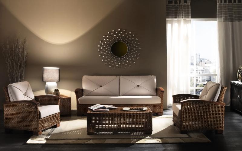 Arredare con il bambù: lampadari, letti e mobili etnici per la tua ...