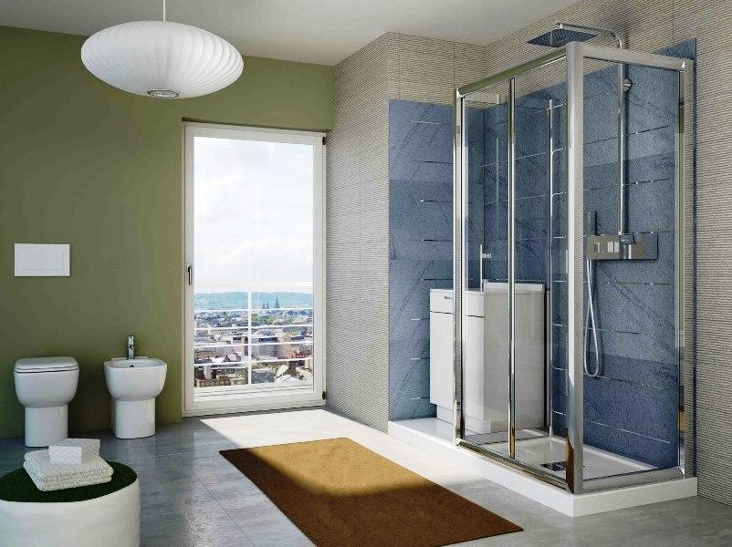 Trasformare la vasca in doccia in semplici passaggi