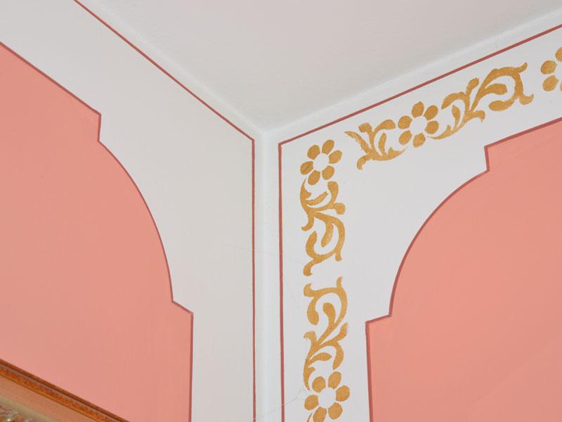 Stencil per muro e pareti personalizzare le pareti di for Stencil per pareti
