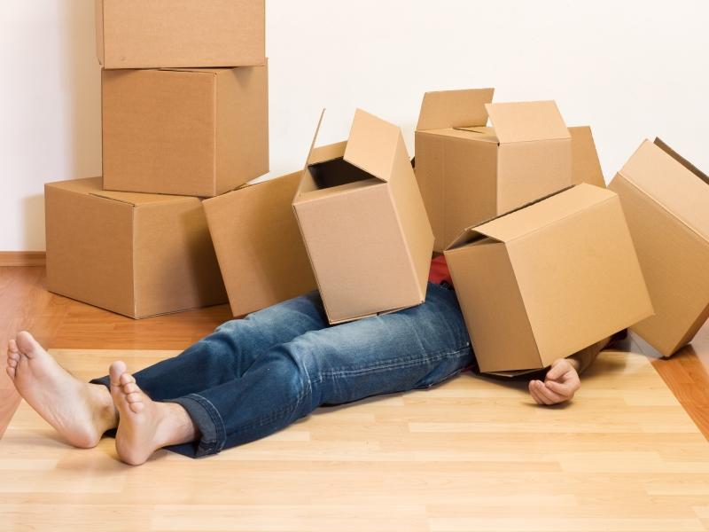 Famoso Trasloco in 10 mosse: come organizzare un trasloco senza stress  AH89